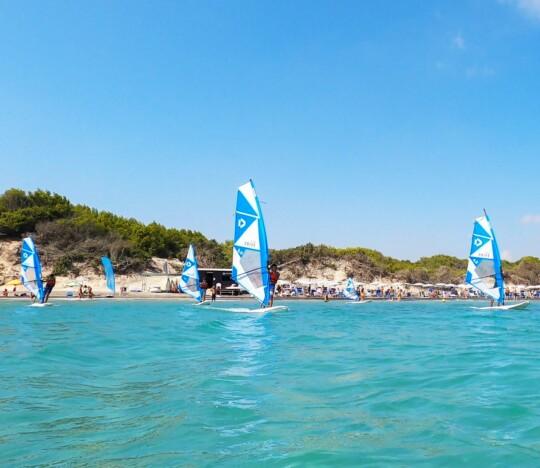 Alimini Paradise Beach