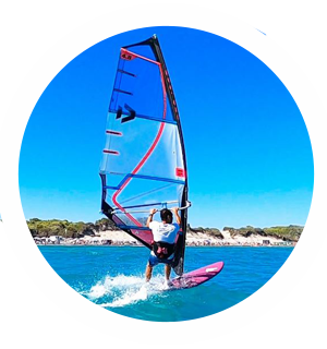 wind surf Paolo Pelillo
